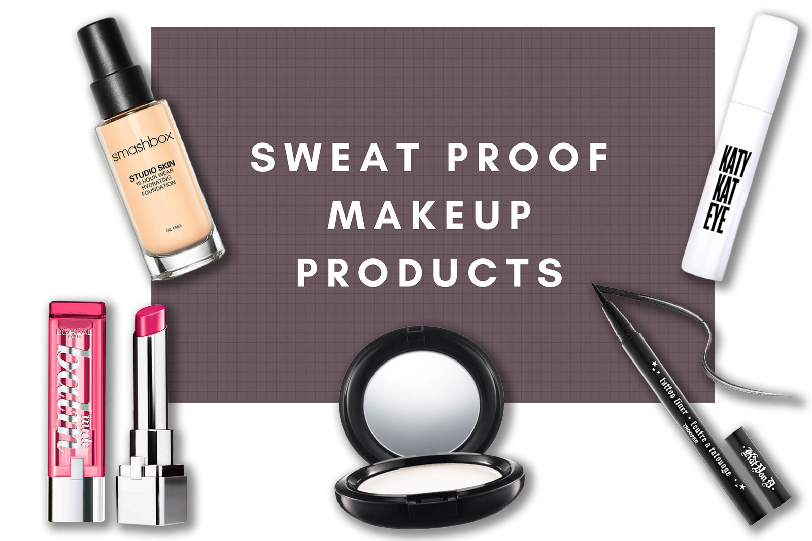 sweat proof makeup desert bloom babe