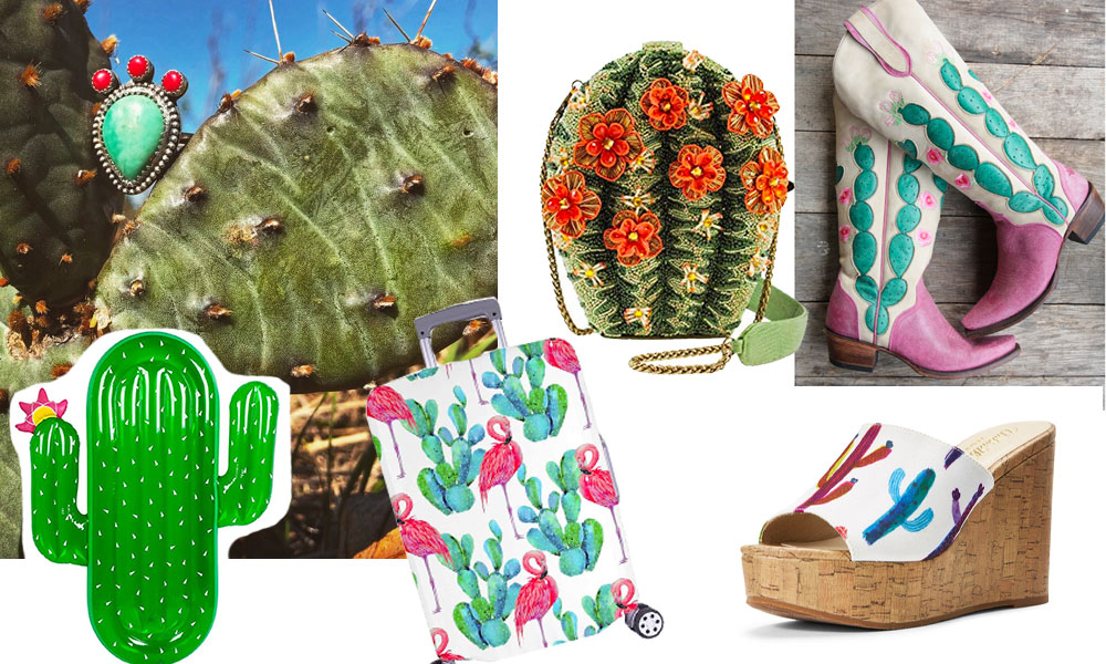 cactus items pool float purse cactus wedges flamingo suitcase