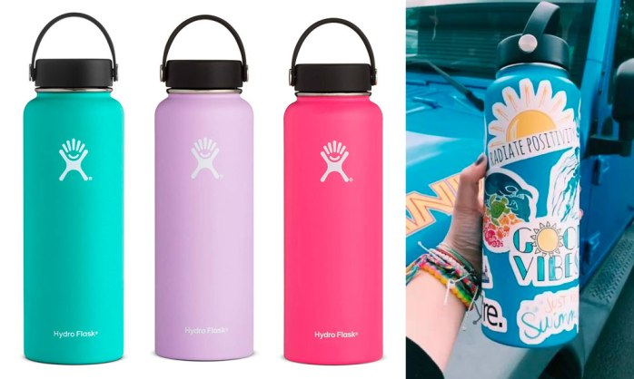 Hydro Flask Wide Mouth Bottle 40 Oz